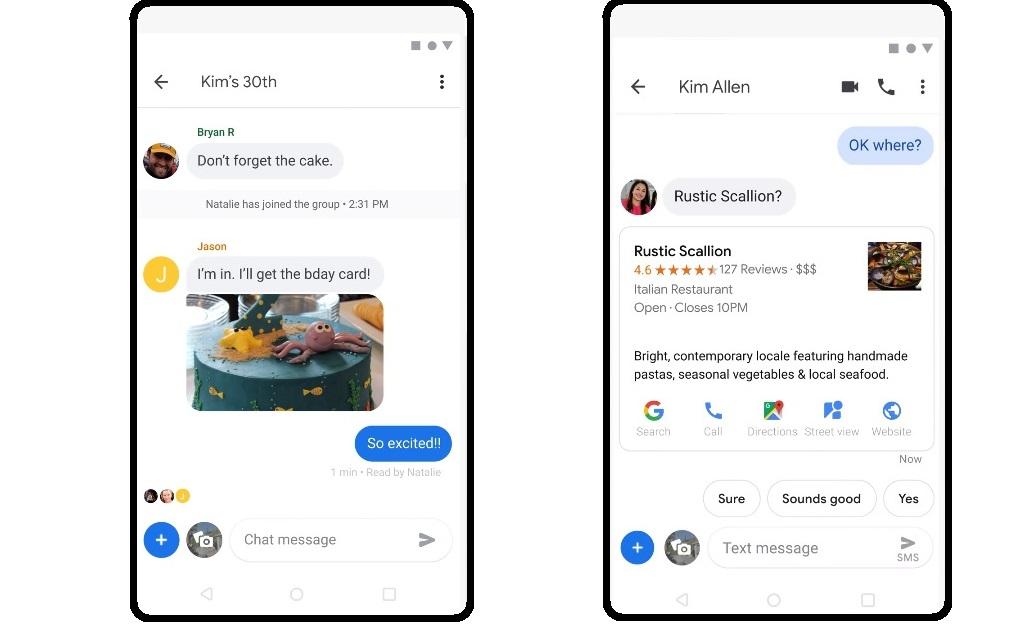 Can Google Make SMS Cool Again?