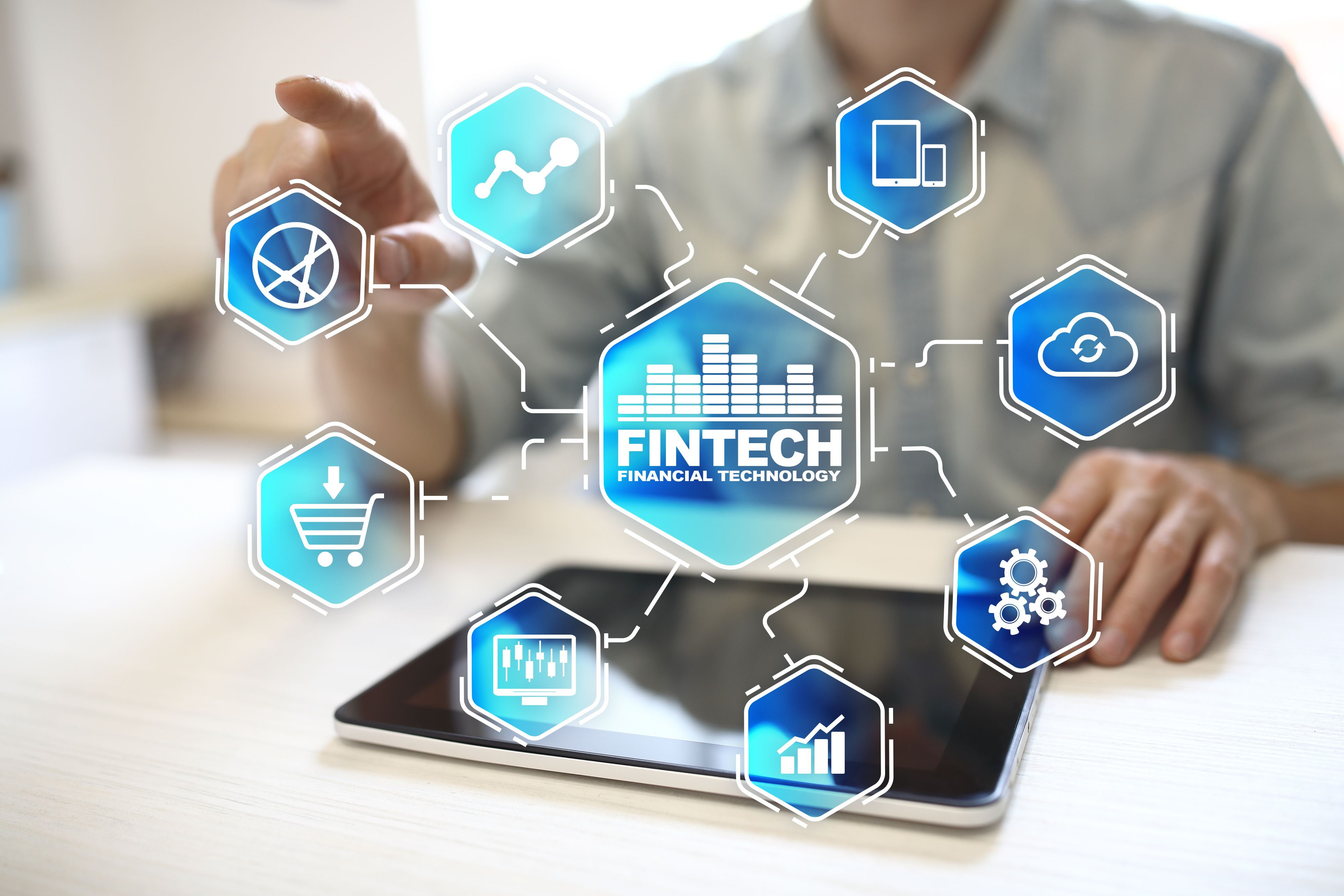 Five tech trends dominating financial services