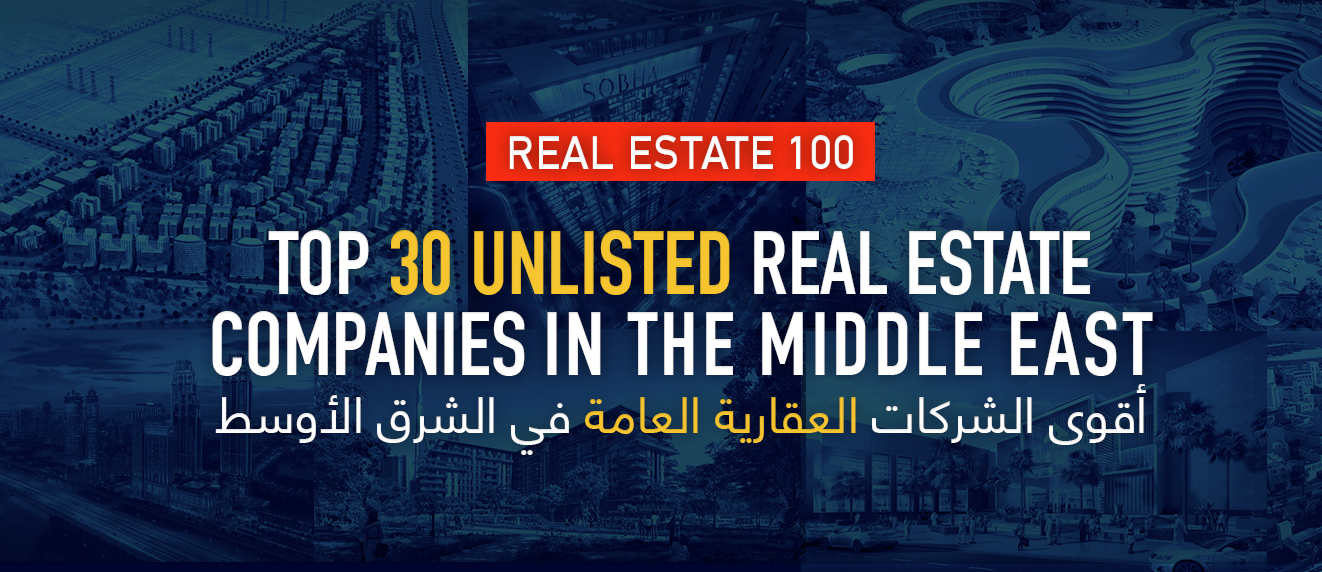 Top Unlisted Real Estate Companies in the Middle East 2019