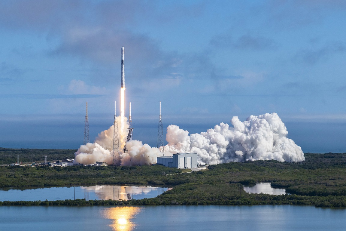 Elon Musk's SpaceX Adds 60 New Satellites To Starlink Network
