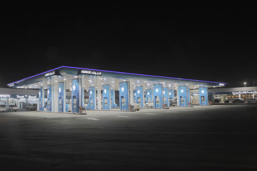 adnoc distribution opens service stations in ksa