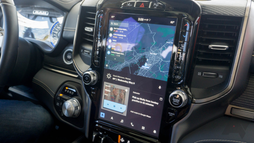android automotive os google