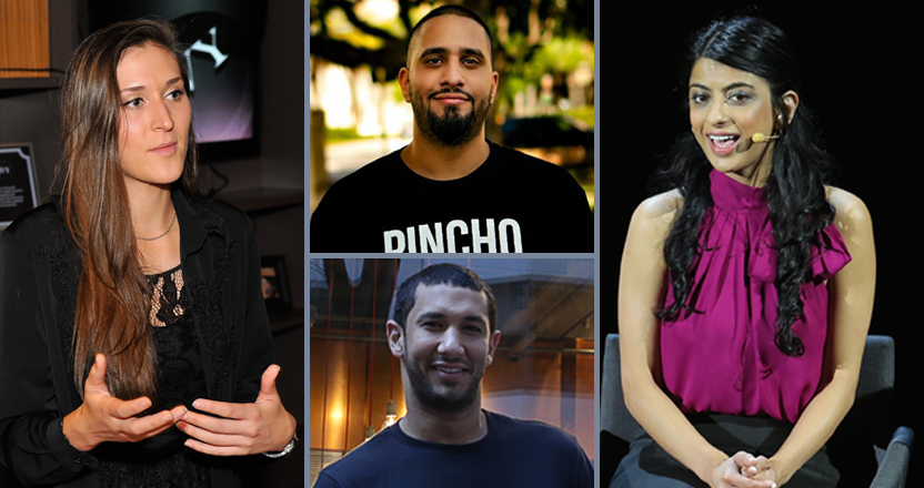 arabs shine in forbes 30 under 30 class of 2019 copy