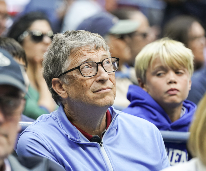 Bill Gates Is Publishing A Book On A Global Crisis