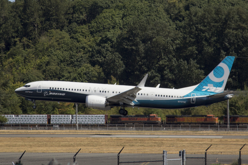 Boeing 737 Max Insurance Payout To Be Largest Ever