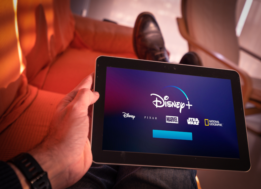 Hold On To Your Mouse Ears— Disney's Cranking Up The Promotion For The Disney+ Streaming Service