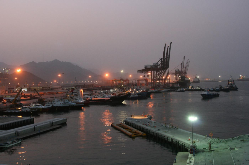 fujairah port edited