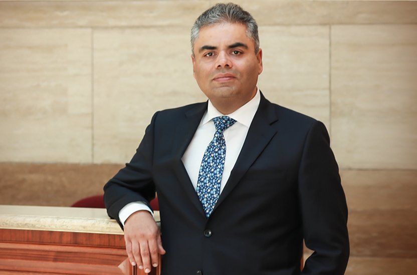 Investcorp's Co-CEO Rishi Kapoor Is Courting Growth By Looking East