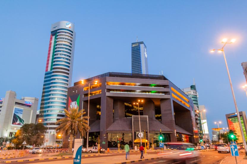 kuwait stock