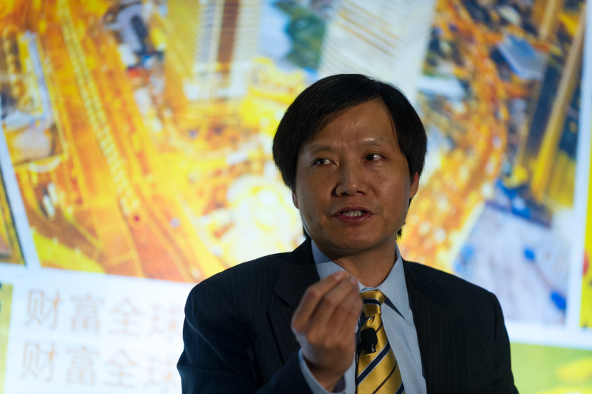 Chinese Smartphone Giant Xiaomi Just Gave Its Founder A Bonus Of $962M