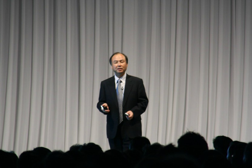 SoftBank Founder Masayoshi Son 'Embarrassed' Over Investment Track Record