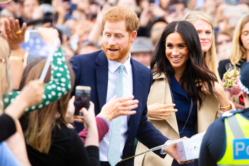 Royal Baby Name: Arthur, Alexander Top Odds For Prince Harry and Meghan Markle's Son