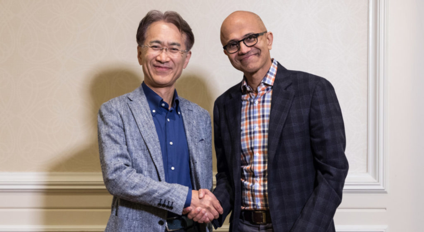 Enemies No More: How Microsoft, Sony's New Deal Lays To Rest (For Now) A Long-Term Rivalry