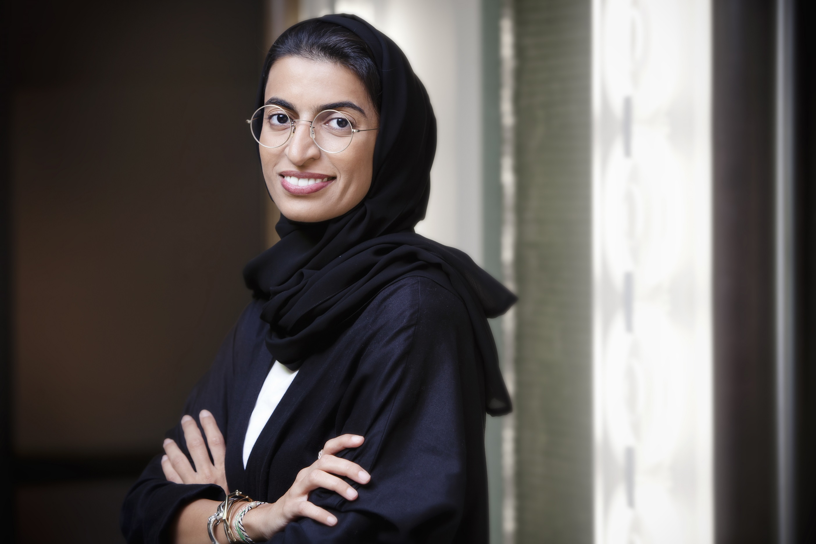 UAE Minister Noura Al Kaabi On Redefining The Country's Identity On The Global Stage