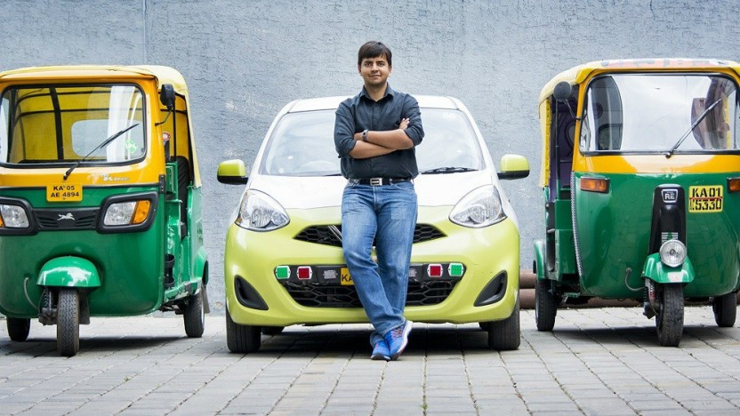 Dubai's Jabbar Internet's Founders Among Ride Hailing Firm Ola's $11M Series J Funding