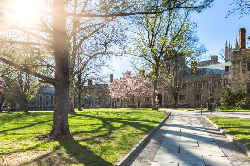 The Billionaire Perelmans Give Princeton $65m -- And It Doesn't Even Seem Like That Much Anymore