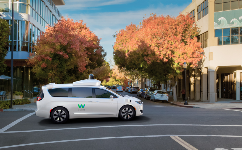 Welcome To 'Waymo One' World: Google Moonshot Begins Self-Driving Service – With Humans At The Wheel For Now
