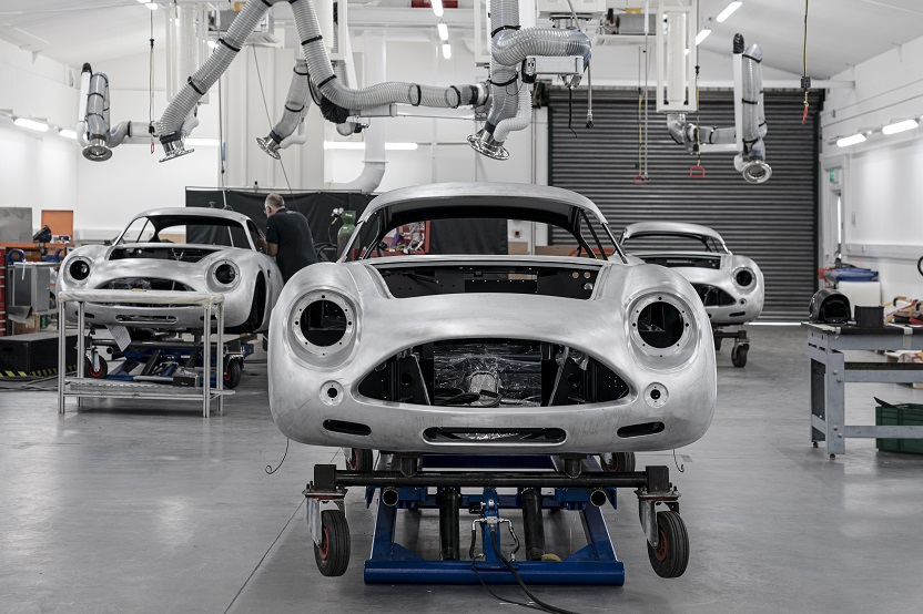 Aston Martin Begins Production On Its Most Valuable Car So Far