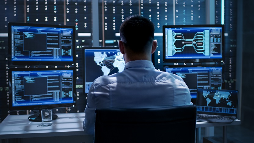 cybersecurity monitoring