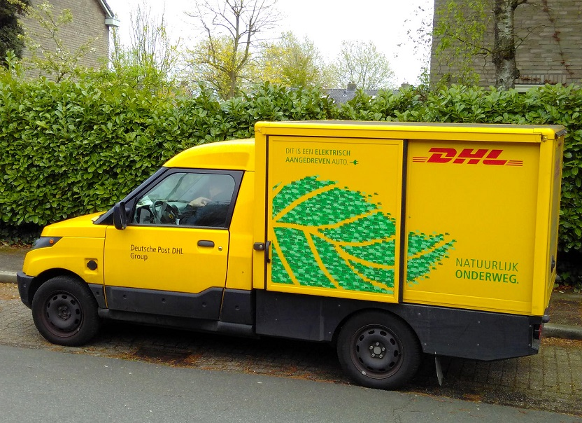 Hauling With Hydrogen: DHL Adding Fuel Cell Vans To Its Delivery Fleet