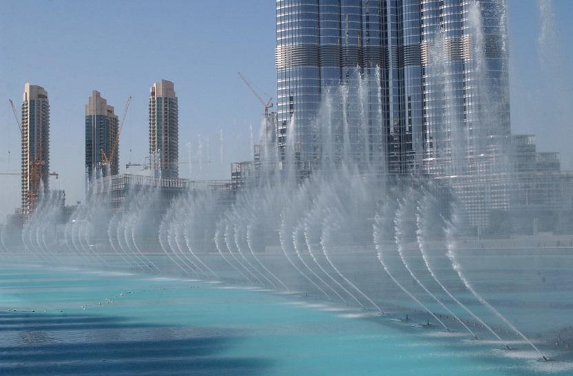 Dubai To Celebrate Friends' 25th Anniversary at The Dubai Mall, Burj Khalifa and The Dubai Fountain