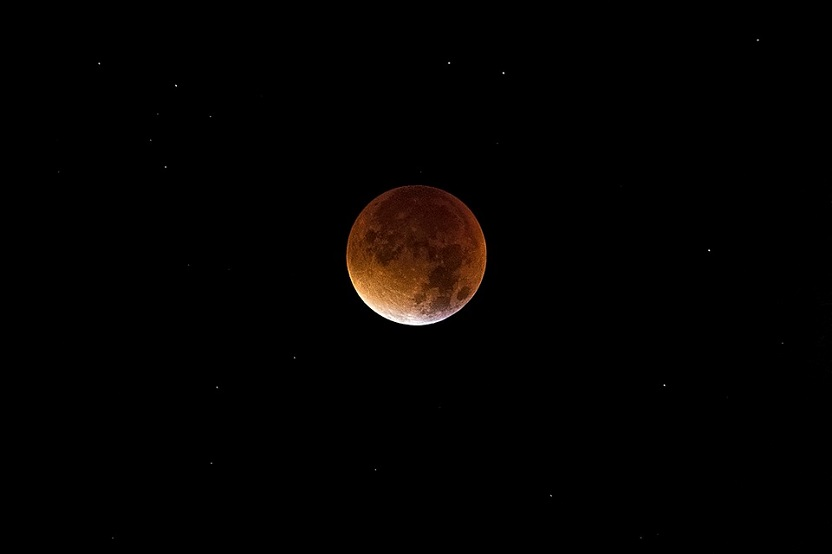 The Half Blood Thunder Moon Eclipse: Does It Affect Your Mood?