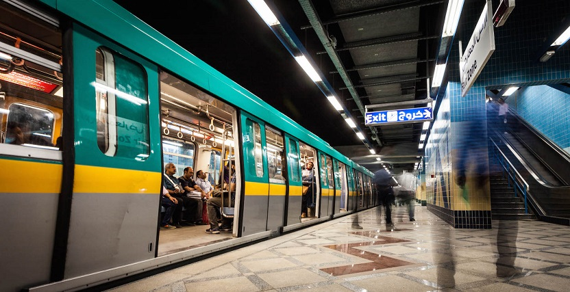 Egypt Inaugurates MENA's Largest Subway