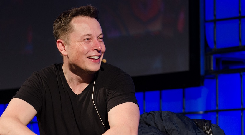 elon musk conference