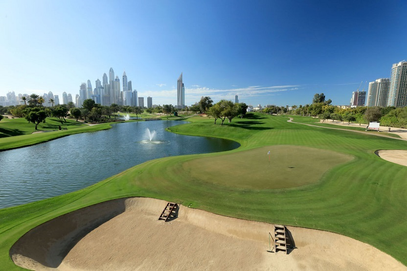 10 Of The UAE's Best Golf Courses