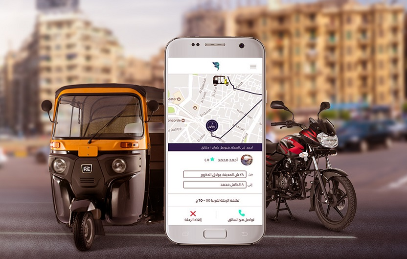 Motorcycles And Tuktuks Ride-Sharing App Raises Multi-Million-Dollar Series A