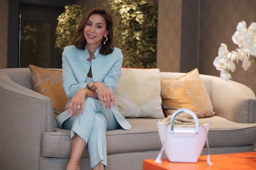 In The Bag: Jordanian Designer, Farah Al Asmar, Talks About