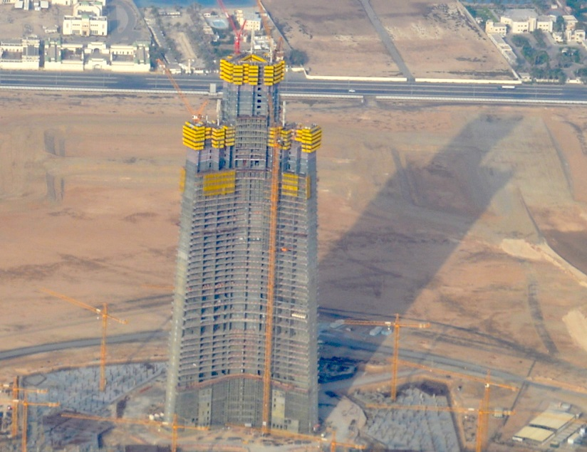 These Are The World's Tallest Buildings Under Construction