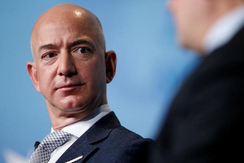 Jeff Bezos Sells About $1.8 Billion Worth of Amazon Shares in Three Days