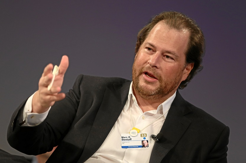 Billionaire Marc Benioff Donates $35 Million To Bay Area Universities For Microbiome Research