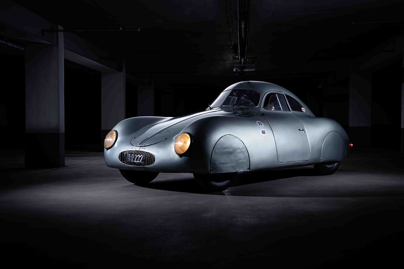 Porsche Type 64 Expected To Make More Than $20 Million At Auction