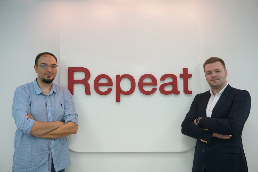 "Dubai-based ""Repeat"" Bags $2.5M In Funding"
