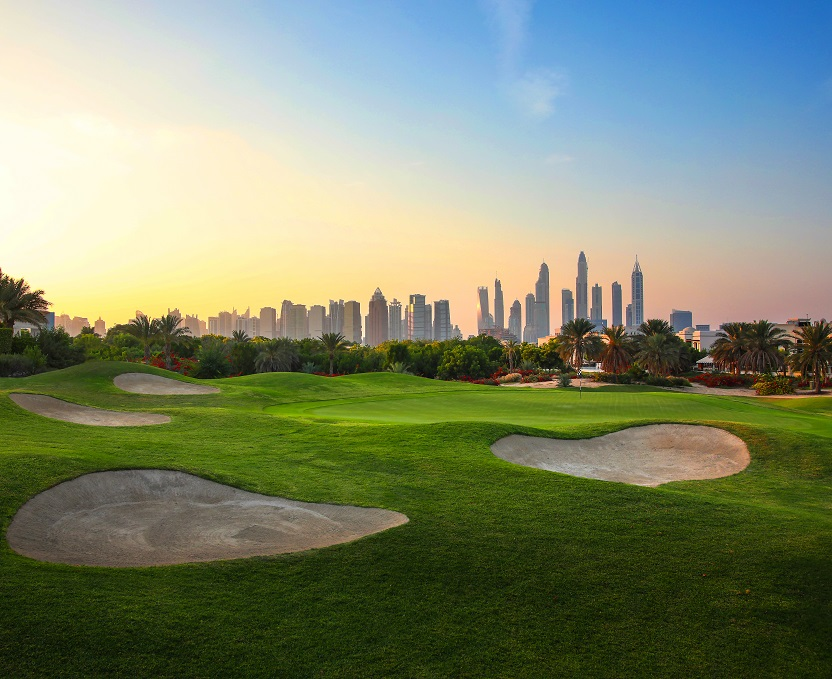8 Of Dubai's Most Golf-Friendly Hotels