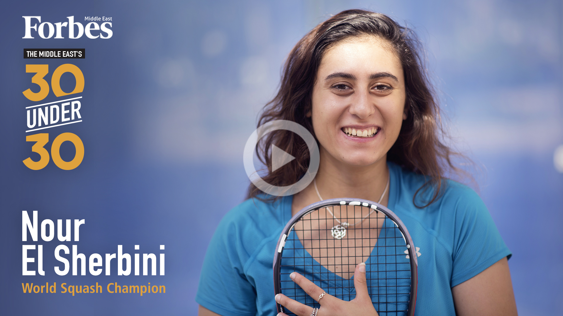 Squash Champion Nour El Sherbini On Her Rise To The Top