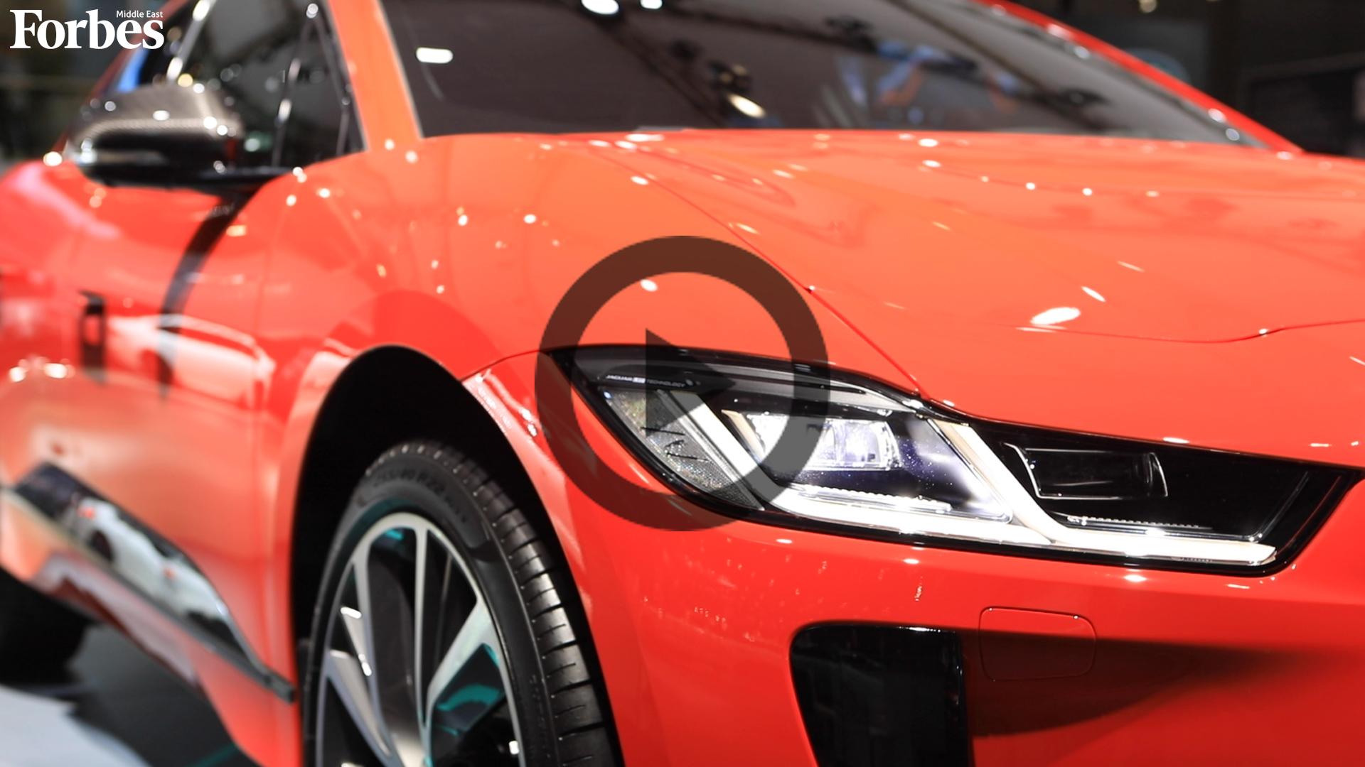 Jaguar Land Rover Aims For Destination Zero