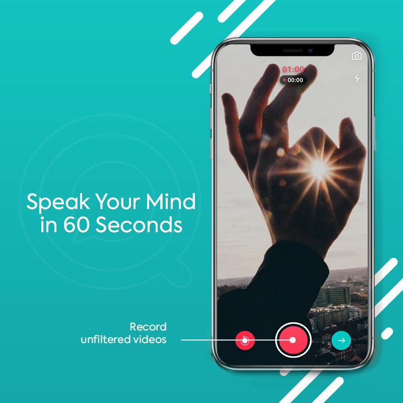 An Emirati Social Media App Launches Vlogging Platform For Unfiltered Conversations