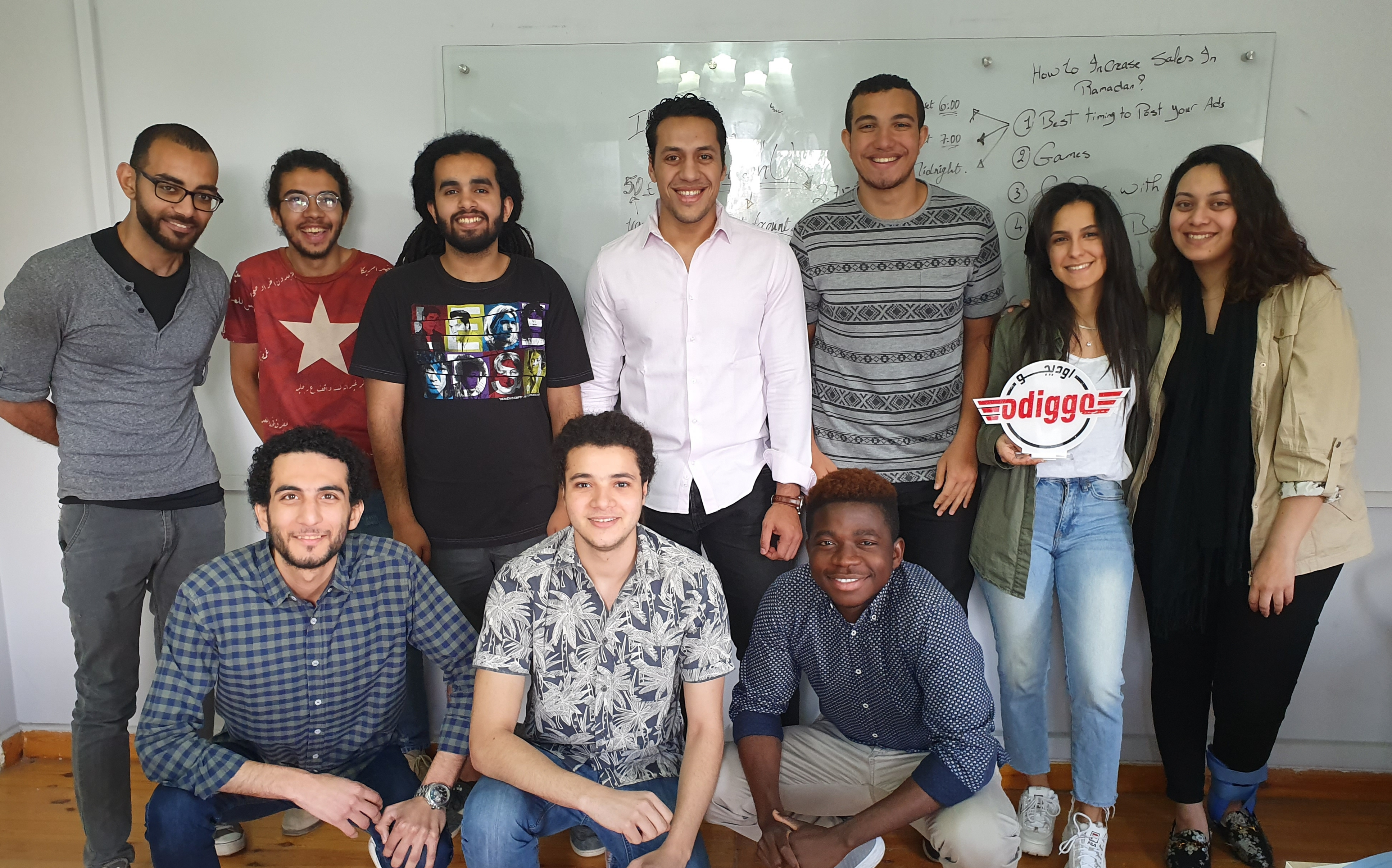 With A Valuation of $1.250M, Egypt-based Odiggo Secures Seed Funding To Expand In Saudi Arabia