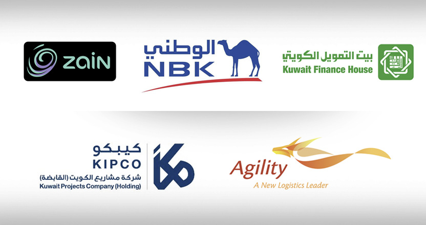 top 5 companies in kuwait