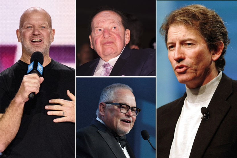 Billionaires Who Skyrocketed After 40