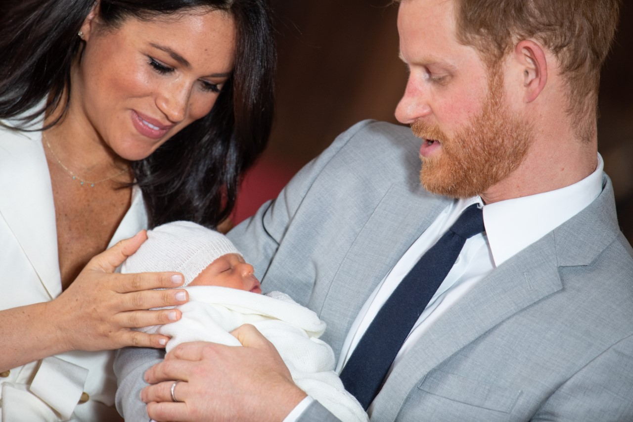 Baby Sussex, UK's Youngest Royal, Has A Name Now