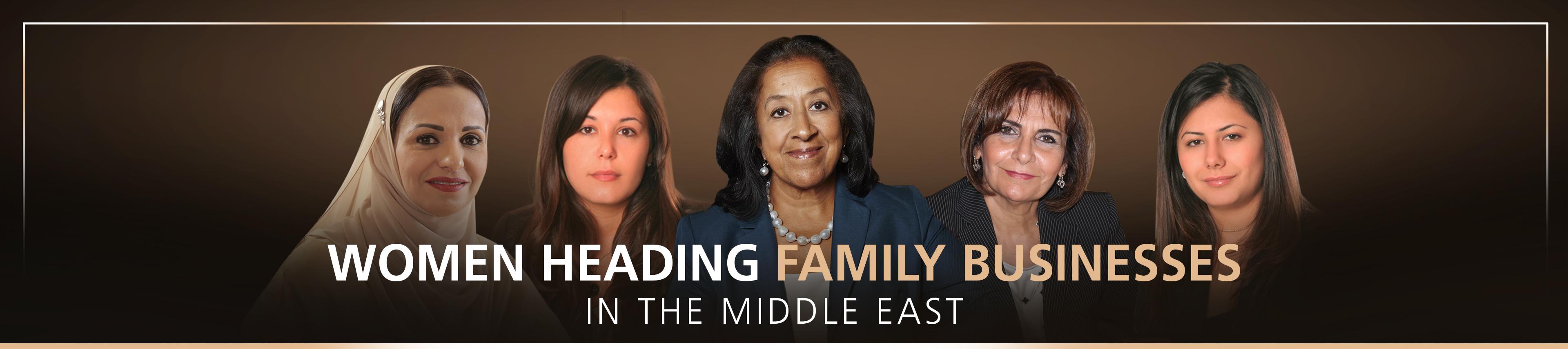 Women Heading Family Businesses