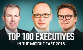 100 Executives In The Middle East 2018