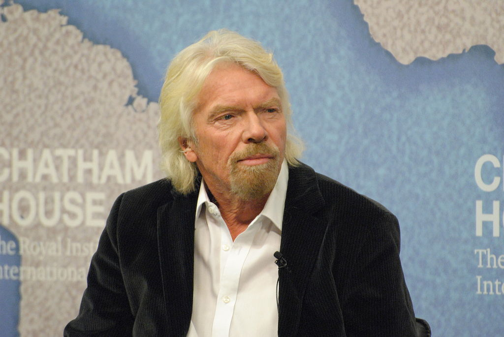 Why Richard Branson Believes Air Conditioning Is Ripe For Disruption
