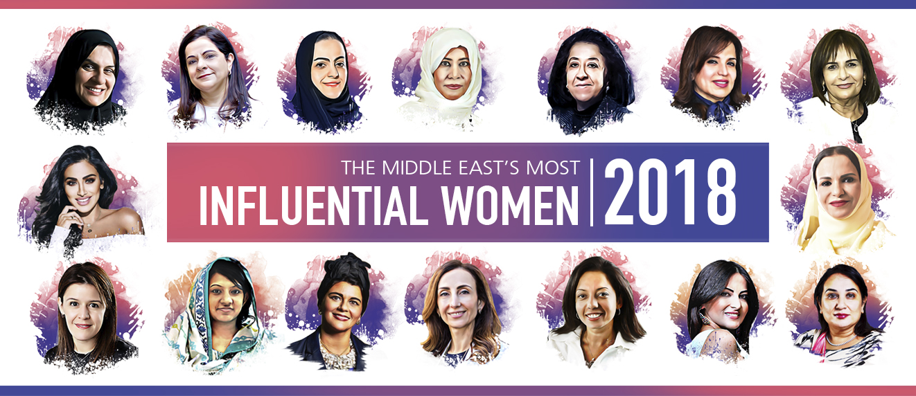 Most Influential Women 2018