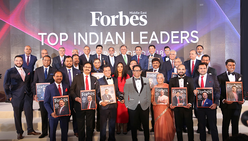 Top Indian Leaders In The Arab World 2018