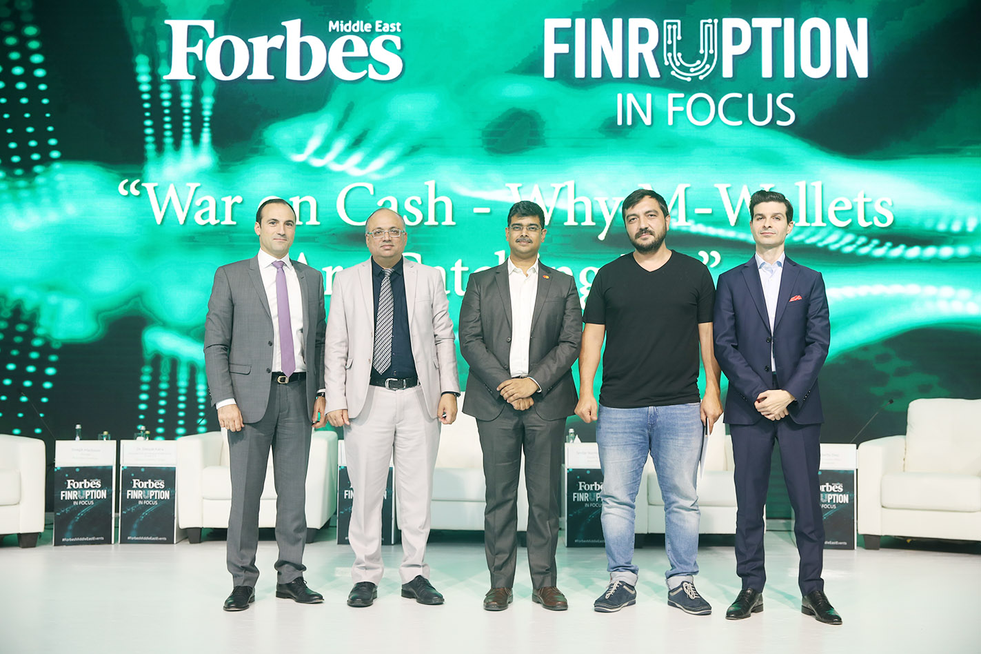 Finruption In Focus 2019